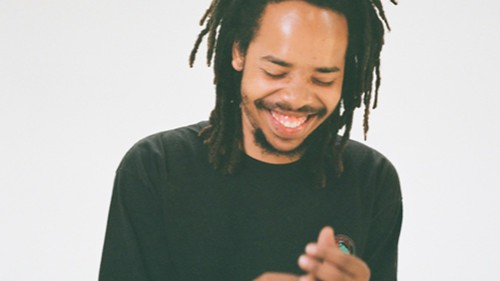 Earl Sweatshirt fan photo