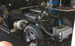 (Sam Tait) Tags: doorslammers santa pod raceway england volvo amazon v8 twin turbo