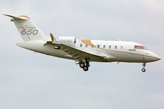 C-GJUZ Bombardier Aerospace Challenger 650 Bombardier (Andreas Eriksson - VstPic) Tags: cgjuz bombardier aerospace challenger 650 636 from aarhus