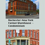 Rochester New York -  St. Paul Quarters -  Once known as