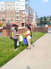 ITA_IDC_SHA_UMDWalksmartRt1_051819_05 (Idle Time Ads) Tags: streetteam publicoutreach itapromotions idletimeadvertising maryland washington dc virginia pedestriansafety sha mdot collegeparkwalksmart universityofmaryland