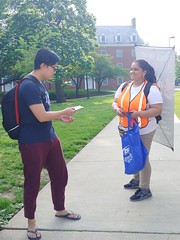 ITA_IDC_SHA_UMDWalksmartRt1_051819_04 (Idle Time Ads) Tags: streetteam publicoutreach itapromotions idletimeadvertising maryland washington dc virginia pedestriansafety sha mdot collegeparkwalksmart universityofmaryland