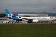 C-GUBF (ianossy) Tags: airbus a330243 a332 gla airtransat ts egpf