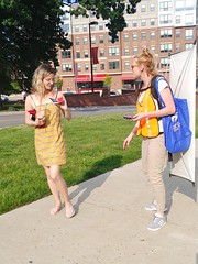 ITA_IDC_SHA_UMDWalksmartRt1_051819_08 (Idle Time Ads) Tags: streetteam publicoutreach itapromotions idletimeadvertising maryland washington dc virginia pedestriansafety universityofmaryland collegeparkwalksmart sha mdot