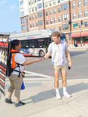 ITA_IDC_SHA_UMDWalksmartRt1_051819_02 (Idle Time Ads) Tags: streetteam publicoutreach itapromotions idletimeadvertising maryland washington dc virginia pedestriansafety universityofmaryland collegeparkwalksmart sha mdot
