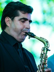 (Pepe Ainsua) Tags: ciclodejazz contenedorcultural jazz juanramoncallejas kindofbluesexteto málaga uma