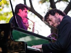 (Pepe Ainsua) Tags: ciclodejazz contenedorcultural gonzalopeñalosa jazz kindofbluesexteto málaga uma