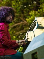 (Pepe Ainsua) Tags: ciclodejazz contenedorcultural jazz jorgecastañeda málaga uma vistelbrother5tet