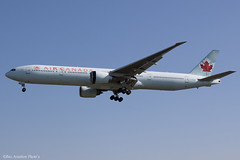 C-FRAM (Baz Aviation Photo's) Tags: cfram boeing 777333er air canada can ac heathrow egll lhr 27l ac848