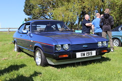 Ford Capri 2.8 Injection Special IIW1919 (Andrew 2.8i) Tags: kingdom united uk evesham show meet club international cci sports sportscar classic classics car cars capri ford coupe hatch hatchback v6 2800 cologne special mark 3 iii mk mk3 injection 28 euro european fordofgermany