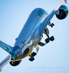 A350-900 (joseramongonzalez544(Checha)) Tags: airbus a350 evelop aircraft avion fighter vuelo trepada despegue nikon nikkor 500mm d850 checha