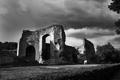 Terme (paulopar.rodrigues) Tags: termedicaracalla local cidade city exterior italia roma photofoto bw captureone fuji xt1