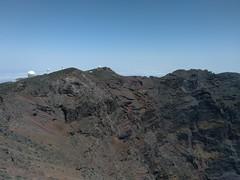 Caldera de Taburiente (plutogno) Tags: canary islands la palma caldera de taburiente astronomical observatory dome volcano roque los muchachos