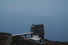 Roque de los Muchachos - Telescopio Nazionale Galileo (plutogno) Tags: canary islands la palma caldera de taburiente astronomical observatory dome volcano roque los muchachos