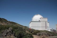Roque de los Muchachos - Isaac Newton Telescope (plutogno) Tags: canary islands la palma caldera de taburiente astronomical observatory dome volcano roque los muchachos
