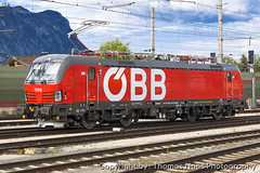 ÖBB, 1293 041-0 (Thomas Naas Photography) Tags: österreich austria eisenbahn railways zug züge train lokomotiven lokomotives fahrzeuge outdoor siemens vectron ms x4e wörgl öbb