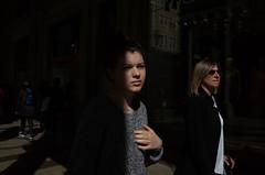 Torino, 2019 (Antonio_Trogu) Tags: streetphotography shadow donna women turin ricoh occhi italy italia ricohgr2 ricohgrii young woman torino contrast donne candid canpubphoto antonio trogu eyes people arcade portici antoniotrogu 2019 ricohgr street photography