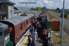 Longford, 10/5/19 (hurricanemk1c) Tags: railways railway train trains irish rail irishrail iarnród éireann iarnródéireann 2019 rpsi railwaypreservationsocietyofireland generalmotors gm emd 071 knocknarearailtour 074 1030connollysligo