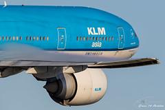 KLM B777 (Ramon Kok) Tags: 777 777200er 77e ams avgeek avporn aircraft airline airlines airplane airport airways amsterdam amsterdamairportschiphol aviation blue boeing boeing777 boeing777200er eham holland kl klm koninklijkeluchtvaartmaatschappij phbqf royaldutchairlines schiphol schipholairport thenetherlands vijfhuizen noordholland nederland