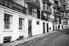 Seaside - A long way to the Top (julieloolibelle15) Tags: hastings 2019 may seaside shootfromthehip streets streetphotography england tradition documentary beach lifestyle summer towns people landscape architecture buildings monochrome blackandwhite