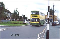 2989 Merry Hill. ((Stop) The Clocks) Tags: 2989 e989vuk wolverhampton merryhill wmpte westmidlandstravel mcw mcwmetrobus travelwestmidlands
