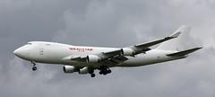 B747   N716CK   AMS   20190428 (Wally.H) Tags: boeing 747 boeing747 b747 n716ck kalittaair ams eham amsterdam schiphol airport