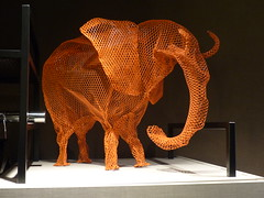 The Elephant in the Room - 20 May 2019 (John Oram) Tags: roomart elephant 2003p1110115