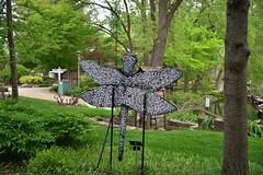 JIM_2941 (James J. Novotny) Tags: dragonflies sculptures sculpture d750 nikon rotarygarden rotarybotanicalgardens gardens garden gardenbotanical unlimitedphotos unlimiedphotos unlimited art artwork
