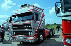 Arthur Cuthbert DAF 3300 SpaceCab 5966AC (ekawrecker) Tags: truck lorry overland turbo intercooler trucking international littlescoobies