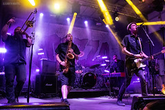 Planet Smashers (Elisabeth Martel) Tags: pouzzafest pouzza 9 montreal mtl punk rock music concert festival live stage lost love against me andrew wk badcopbadcop big d kids table direct hit guerilla poubelle planet smashers strung out subb