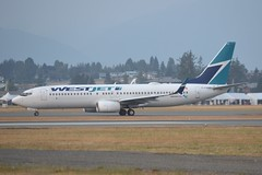 C-FDMB (LAXSPOTTER97) Tags: westjet boeing 737 737800 cfdmb cn 60127 ln 5188 airport airplane aviation cyxx