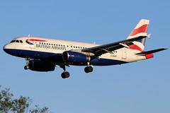 G-EUPF_01 (GH@BHD) Tags: geupf airbus a319 a319100 ba baw britishairways unionflag speedbird shuttle bhd egac belfastcityairport aircraft aviation airliner