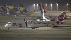 SP-SPE ATR 72-202 (Disktoaster) Tags: dus düsseldorf airport flugzeug aircraft palnespotting aviation plane spotting spotter airplane pentaxk1