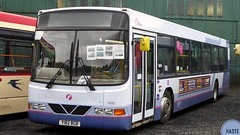 66282 Enters Preservation (Haste Ye Back) Tags: y182bgb wrightbus wrightrenown firstbus first66282 hutchisonsofovertown
