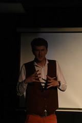 DSC_8970 (Peter-Williams) Tags: brighton sussex uk sweetvenues werks fringe event performance themaninthebluebox