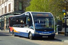 Photo of SL13 XAN - Optare Solo M900 . B29F - Fife Scottish Omnibuses Ltd. t/a Stagecoach East Scotland.