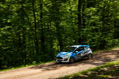 #72 EricksonChang-Gelsomino 2018 FordFiestaR2T-3 (rickstratman26) Tags: ford fiesta rally car cars racecar racecars racing motorsport motorsports sofr southern ohio forest panning