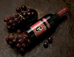 Photo By Craig Gary of CraigCapture -Prince Michel Wine (craigcapture) Tags: wine spirits alcohol grapes craigcapture productshoot photography