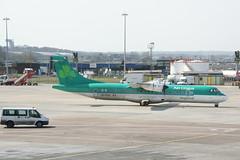 EI-FAX Aer Lingus ATR72-600 (Vernon Harvey) Tags: edinburgh edi eifax atr72 aer lingus regional stobart