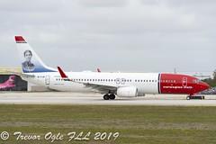 DSC_4156Pwm (T.O. Images) Tags: eifjs norwegian airlines boeing 737 737800 fll fort lauderdale karin larsson