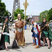 Hela, Odin, Thor, Loki - Thor