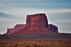 MONUMENT VALLEY (SneakinDeacon) Tags: monumentvalley arizona ushighway163 scenic drivelandscapered rocks butte mesa