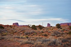 U.S HIGHWAY 163. (SneakinDeacon) Tags: monumentvalley arizona ushighway163 scenic drivelandscapered rocks butte mesa