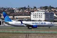 United (So Cal Metro) Tags: san united ual unitedairlines 737 738 boeing 737800 n37267 airline airliner airplane aircraft plane jet aviation airport sandiego lindberghfield