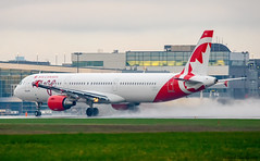 Air Canada Rouge / Airbus A321-211 / C-GHPJ / YQB / Ex WOW air TF-SON (tremblayfrederick98) Tags: aviation takeoff yqb a321 airbusa321 airbus aircanadarouge aircanada wowair tfson