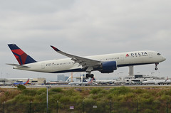 Delta Airlines A350-941 (N508DN) LAX Approach 3 (hsckcwong) Tags: deltaairlines a350941 a350900 a350 blge lax klax