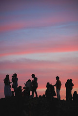 Sunset silhouette Oia (Rob McC) Tags: silhouette goldenhour sunset sundown sky people dusk oia santorini shadows anselmo thierry bob claude suepagemx