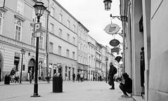 streets (Szprychu) Tags: add tags bessa bessar2m voigtlander rangefinder nokton 3514 bw street kodak tmax kodaktmax400 id11