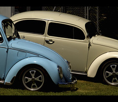 914 wheels (www@VW) Tags: porsche vw volkswagen cox coccinelles topchopped cars auto voitures blue cream bleu crème automobiles vehicles véhicules vdub meeting aircooled flat4 fusca beetle
