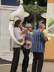 UK - Berkshire - Ascot - Royal Ascot 2018 - Band (JulesFoto) Tags: uk england berkshire ascot royalascot2018 horseracing band